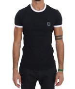 Kenzo Black Cotton Stretch Crewneck T-Shirt - $86.58