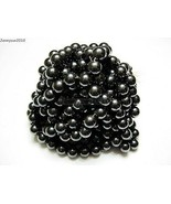 Natural MAGNETIC Hematite Gemstones Round Beads 16'' 4mm 6mm 8mm 10mm 12mm  - $1.89+