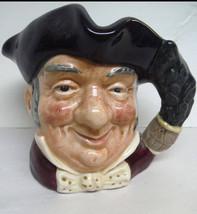 "Vintage Royal Doulton ""Mine Host"" Character Toby Jug  D 6470 - $35.00"