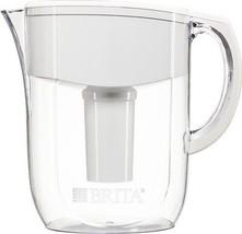 Brita 10c Everyday (BPA Free) Water Pitcher Acrylic 1 Filter White Great... - $72.46