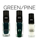 Two if by Scent Collection Green/Pine Scented Nail Polish - $7.00