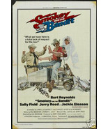 Smokey and the bandit Burt Reynolds Poster Print Size 12in x 18in Wall A... - $12.40