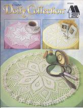 Annie's Doily Collection Crochet Pattern~6 Designs - $6.50