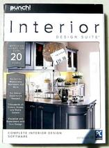 Interior Design Suite  - New Retail Box DVD Punch! encore software Windo... - $11.95