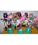 Vintage 1970 Rock And Roll Dolls 10 Rockers Batt.Toys  - €45,84 EUR