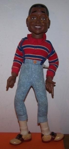 Doll talking steveurkel