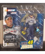 McFarlane NASCAR Jimmie Johnson Figure New In T... - $19.99