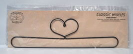 Classic Motifs 20 Inch Heart Craft Holder - $12.26