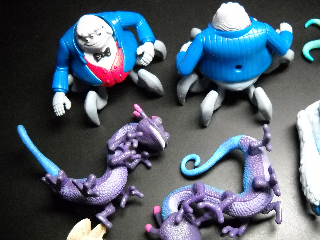 Mash of Monsters Inc Figures Disney Pixar McDonalds Toy Promotions Sully Others