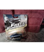 Mattel !!!  New,    Fast and Furious.  6.   1970 Ford Escort Car.   # 6 ... - $2.66