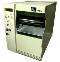 Zebra 105SL Industrial Barcode Printer - $399.99