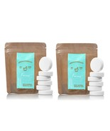 2 Bath & Body Works Aromatherapy Happiness Eucalyptus Tea Shower Steamers - $24.50