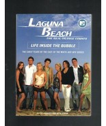 Laguna Beach, The Real Orange County, Softcover book, 2005 by MTV Networks - $4.75