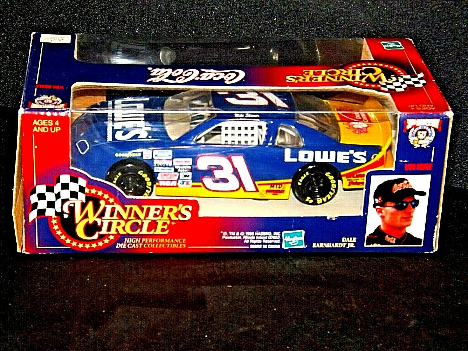 Winners Circle Dale Earnhardt Jr. #31 scale 1:24 stock car