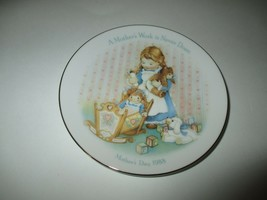 """Vintage Avon Mother's Day 1988 Collector's Plate 5"""" - $9.99"""