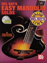 Easy Mandolin Solos Book/CD Set - $9.95