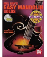 Easy Mandolin Solos Book/CD Set - $9.95