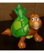 1994 SWAN Princess SWAN LAKE Turtle/Frog PVC Figure - $43.74