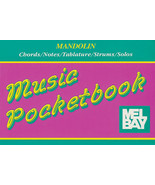 Mandolin Pocketbook/Case Size/Chords/Solos/Stru... - $1.25