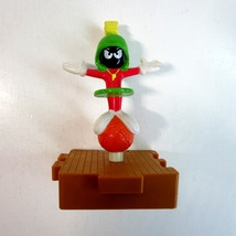 Marvin the Martian Standing on Basketball Space Jam McDonalds Happy Meal... - $9.99