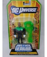 DC Universe Justice League Unlimited Power Ring Fan Collection Figure - $17.99