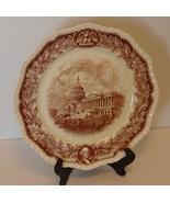 Scarce George Washington Plate :Mason's Patent Ironstone , England - $60.00
