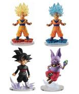 Dragon Ball Super Bandai UG Ultimate Grade Mini Figure Series 4 - $18.99