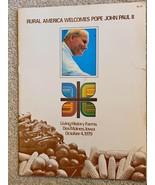 Rural America Welcomes Pope John Paul II, Des Moines, Iowa, October 4, 1979 - $7.84
