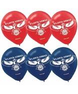 Atlanta Hawks NBA Pro Basketball Sports Party Decoration Latex Balloons - $6.17