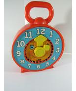 Vintage 1981 Mattel SEE N SAY Toy Talking Clock - $13.86