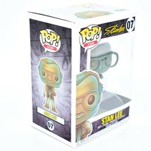 Funko Pop! Icons Marvel Stan Lee #07 Patina Vinyl Action Figure image 5