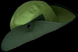 Just Speed Green / Tan Jungle Bush Hat GC PO - NEW - $7.99