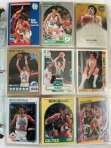 1404 NBA Basketball Card Lot Kevin McHale,James Worthy Stephon Marbury Rookie image 3