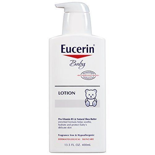 Eucerin Baby Body Lotion 13.5 Fluid Ounce