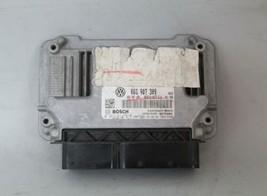 14 15 16 VOLKSWAGEN JETTA 2.0L ECU ENGINE CONTROL MODULE COMPUTER 06G907... - $39.59