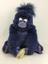 "Tarzan Terk Gorilla Large 26"" Plush Stuffed Toy with Banana Gund 7180 Di... - $59.35"