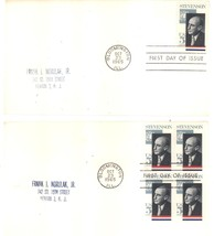 Adlai Stevenson 5 cents First Day Covers Bloomington, IL Oct  23, 1965 - $2.99