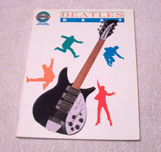 1992 Beatles Best ~ Song Book - $11.40