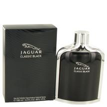 Jaguar Classic Black by Jaguar Eau De Toilette Spray 3.4 oz - $22.95