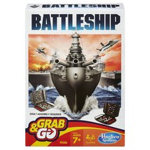 Battleship Grab and Go Game - $8.82