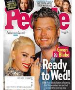 People Magazine December 23, 2019 GWEN & BLAKE READY TO WED - $4.99