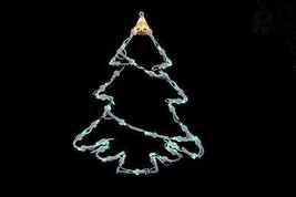 "Northlight 15"" Lighted Tree Christmas Double Sided Window Silhouette Dec... - £9.88 GBP"