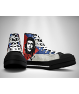 Che Guevara Canvas Sneakers Shoes - $29.99