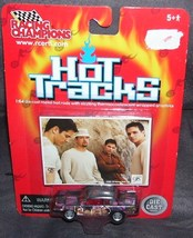 Racing Champions Hot Tracks 98 Degrees Diecast Car NEW 1:64 2001 - $7.96