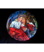 Gone with the Wind Plate Scarlett and Rhett- The Finale MIB - $19.99