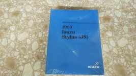 NOS OEM  1993 Isuzu Stylus Js Workshop Service Wiring Service Manual - $12.63