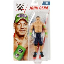 WWE John Cena  Wrestling Action Figure 2018 Mattel - $13.81