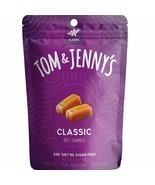 Tom Jenny's Sugar Free Classic Soft Caramel Chewy Candy w/Sea Salt Xilyt... - $9.99