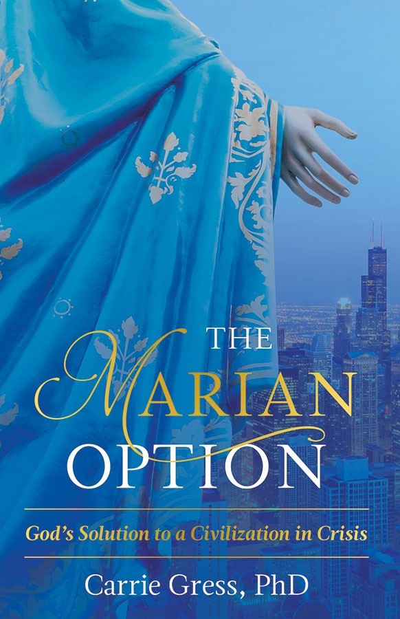 The marian option god s solution to a civilization in crisis