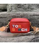 Tory Burch Perry Color-Block Double-Zip Mini Bag - $253.00